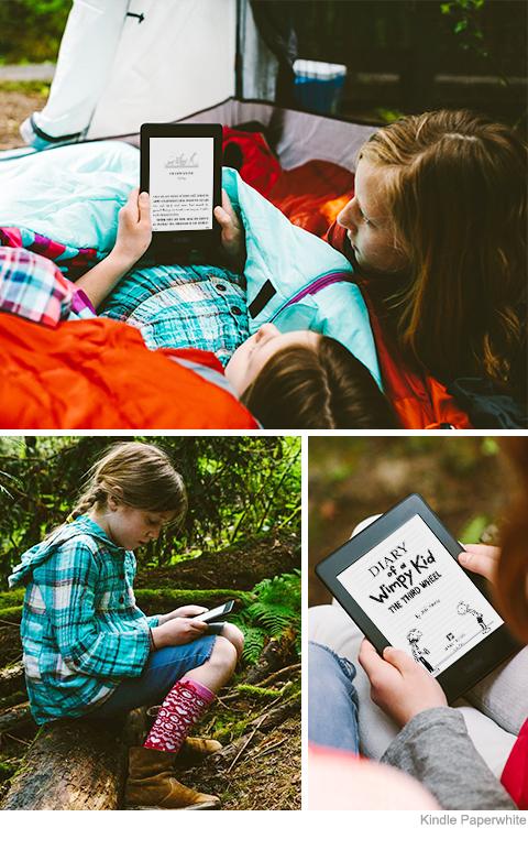 Czytnik Kindle Paperwhite 3 - zawsze tam gdzie Ty